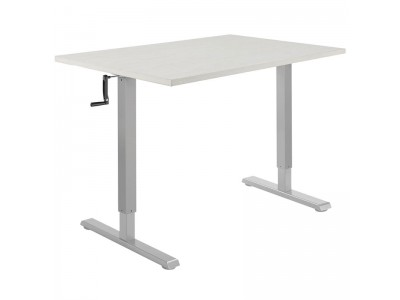 Ročna pisalna miza ecoBASIC