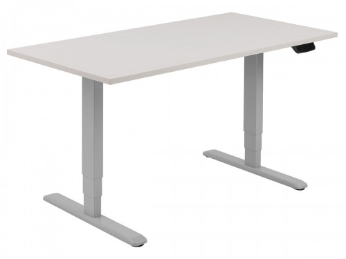Električna računalniška miza optiSMART2