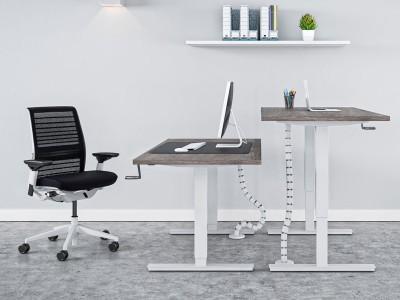 Dvižna miza v prostoru